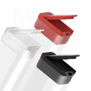 Cleartec - Rectangular Flip-Top Plugs
